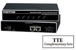 NEW SmartLink 2 FXS VoIP GW-Router, 2x 10/100bTX, External UI Power (SL4... - $199.99