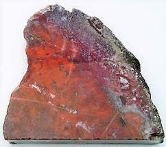 Red Jasper 2 Gemstone Slab Cabbing Rough - $4.60