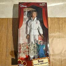Disney High School Musical TROY Original Movie Doll 2007 - $29.99