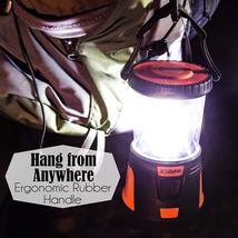 Internova 1000 LED Camping Lantern Fully Adjustable 360 Arc Lighting Valentines image 4