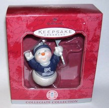 1998 Hallmark Ornament Penn State Snowman - $14.95