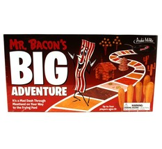 Mr. Bacon's Big Adventure Board Game - $25.60