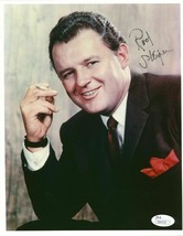 Rod Steiger Signed 8x10 JSA COA Autograph Photo In The Heat Of The Night - $80.44