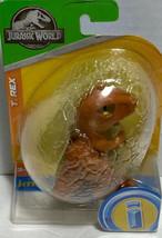 Imaginext - Jurassic World - T-Rex - Dinosaur Figure Tyrannosaurus Rex F1 - $5.69