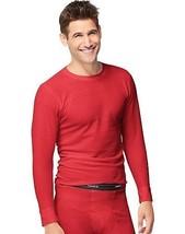Hanes X-Temp Big Men's Organic Cotton Thermal Crew Shirt - 4 Colors - 3XL-4XL - $22.79