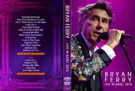 BRYAN FERRY - LIVE IN BASEL 2014 DVD - $23.50