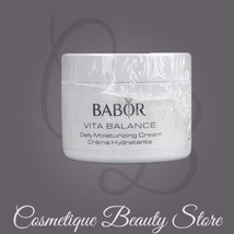 Babor Daily Moisturizing Cream 50ml Salon SIZED SEALED  FRESH - $39.97