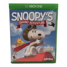 Peanuts Movie: Snoopy's Grand Adventure (Microsoft Xbox One, 2015) - $19.99