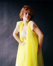 Jill St. John Portrait Sexy Glamour Pose 1960's in Yellow Dress 16x20 Ca... - $69.99