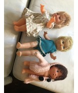 Vintage Made In Hong Kong, Uneeda?, Precious Moments? Dolls - $34.99
