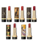 New Egypt Collection 5 Colors Lipstick Sexy Long Lasting Waterproof Nutr... - $24.00