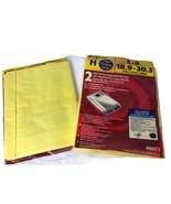 Shop Vac Type H Vacuum Filter Bag 5-8 Gallons - 2 Pack + 1 Bag= 3 Total ... - $39.55