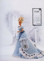 Miss October 1993 Centennial fits Barbie Doll Outfit Annie's Crochet Pattern - $2.67
