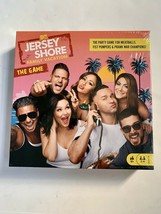 New Mtv Jersey Shore Family Vacation The Game Board Game By Mattel - $25.16