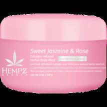 Hempz Sweet Jasmine & Rose Body Mask 8oz