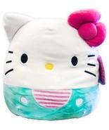 Hello Kitty x Squishmallow 8 Inch Plush |Green Hello Kitty - $18.80
