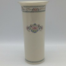 LENOX VASE Charleston Pattern Fine Porcelain Made in USA Excellent Cond ... - $14.55