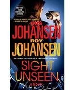 Sight Unseen: A Novel (Kendra Michaels) [Mass Market Paperback] Johansen... - $1.83