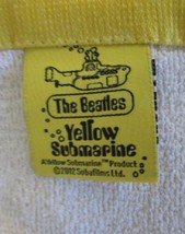 THE BEATLES YELLOW SUBMARINE BEACH TOWEL 30X60 INCHES 100% COTTON OFFICIAL OOP image 5