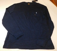 Polo Ralph Lauren long sleeve pocket t shirt S small Classic Fit 090003 ... - $29.94