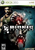 Bionic Commando (Microsoft Xbox 360, 2009) DISC IS MINT - $4.49