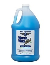 Aero Cosmetics Wet or Waterless Car Wash Wax 128 oz. Aircraft Quality Wa... - $27.33