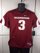 Arkansas Razorbacks JERSEY-NIKE Youth Authentic - All SIZES- NWT-RETAIL$55 - $33.99