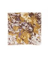 Loro Piana Abstract Floral Shawl - $210.00