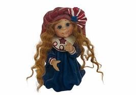 Lil Bits Deb Wood Zoe Beth 1994 DAW Elf Troll Pixie Fairy Gnome Dwarf fi... - $34.60