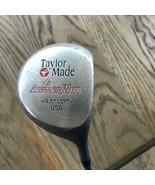 TaylorMade Burner Plus Metal Driver Golf  RH Men. Steel Shaft. 9.5* Loft... - $22.77