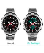 SKMEI Mens Wrist Watch, Waterproof Military Analog Digital Watches with ... - $79.42