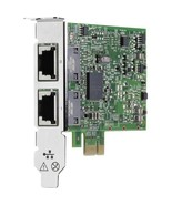 HPE Ethernet 1Gb 2-port 332T Adapter - PCI Express x1 - 2 Port(s) - 2 x ... - $104.81