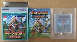 Legend of Zelda Links awakening Nintendo Gameboy Japan Import Complete - $37.62