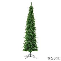 "Vickerman 7' x 27"" Dursley Pencil Pine - Unlit - $146.50"