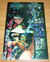 Warrior Nun Areala: Rituals Book II FN signed by ben dunn - virgin variant - $45.99