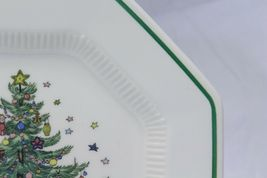 Nikko Christmastime 6 Dinner Plates 4 Salad Plates Lot of 10 image 6