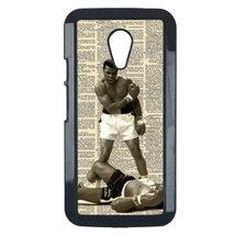 Muhammad Ali Motorola Moto G case Customized premium plastic phone case, design  - $10.88