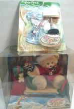 "Briarberry Bear (1999) Fisher-Price ""Merry Christmas BerryKris Xmas Plus... - $69.99"