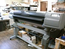 HP Designjet 5500 PS Large Format Printer - $792.00