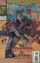 Book of the Dead #4 VF/NM; Marvel   save on shipping - details inside - £11.29 GBP
