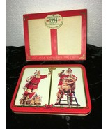 Coca-Cola Nostalgia Playing Cards 1994 - Unopened with original sleeve - vintage - $11.88