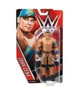 John Cena WWE Raw 2015 Wrestling Action Figure NIB Mattel NIP WWF - $18.55