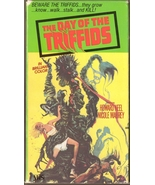 The Day Of The Triffids VHS Howard Keel Nicole Maurey 1963 Cult B Sci-Fi - $4.99