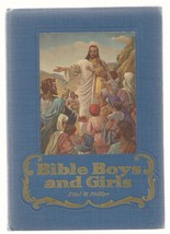BIBLE BOYS AND GIRLS Ethel M Phillips  Ex++   1949 - $16.69