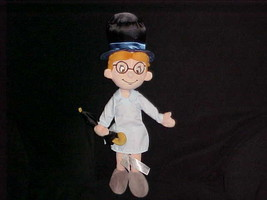 "16"" Disney John Napoleon Darling Plush Doll From Peter Pan The Disney Store - $49.49"