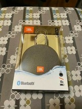JBL Clip 3 Waterproof Portable Bluetooth Speaker with 10-Hour Battery-Brand New
