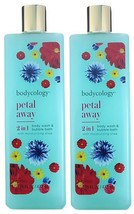 (2) BodyCology Petal away 2 in 1 Body Wash & Bubble Bath 16 Oz. - $28.70