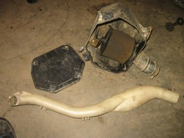 HONDA 1996 TRX300  2X4 BREATHER BOX  (BIN 99)  P-990K PART 9756---MAKE O... - $30.00