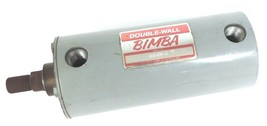 "BIMBA DWC-834-2 PNEUMATIC CYLINDER 3/4"" BORE 2"" STROKE DWC8342"