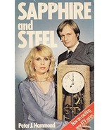 Sapphire And Steel - Paperback ( Ex Cond.) - $48.80